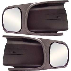 CIPA 10700 Custom Towing Mirrors, Dodge Automotive