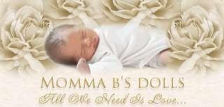 Reborn Baby OOAK Berenguer Newborn Preemie Boy Doll