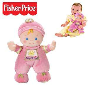 Price My 1st/First Baby Doll Pink soft plush Toy Age From Birth