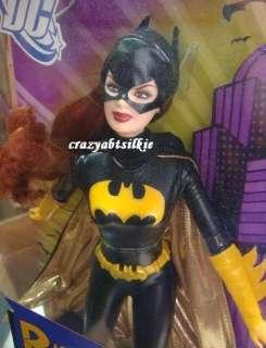 have one (1) set of Pink Label Bat Girl Barbie Doll for sale. Item