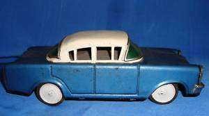 Old Vintage Battery Operated Car from Japan 1960