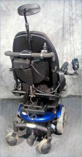 ELECTRIC WHEELCHAIR with POWER LIFT & TILT, RECLINE, LEG RESTS