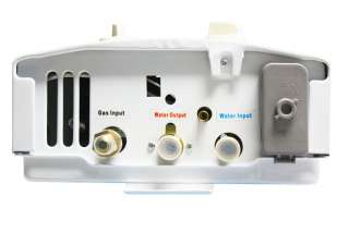 Portable Tankless Camping, Concession, Outdoor RV Water Heater SHower