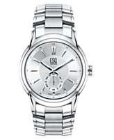 ESQ by Movado Watch, Mens Swiss Stainless Steel Bracelet 07301326