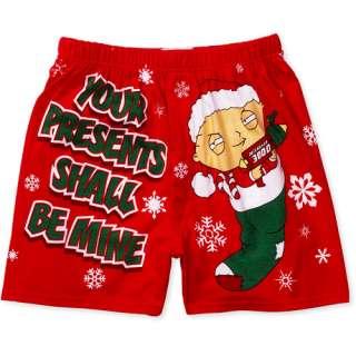 Family Guy   Mens Stewie Boxer Shorts Men