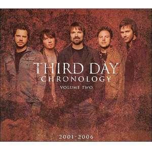 Chronology, Vol. 2 (CD/DVD), Third Day Christian / Gospel