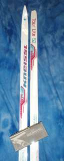 KNEISSL Waxless Cross Country SNS Profil Skis 190 c NEW