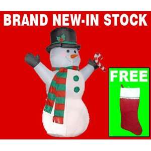 Blow Up Christmas Yard Decorations   4 ft. Outdoor Inflatable Lighted
