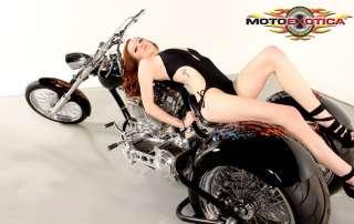 Custom Built Motorcycles  TRIKE CHOPPER Custom Built Motorcycles