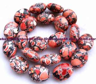 very beautiful high quality charming beads dyed colour material