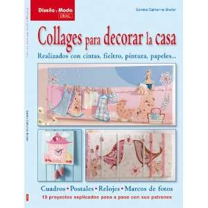 Collages para decorar la casa / Collages to decorate the
