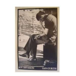Joy Division Ian Curtis Poster