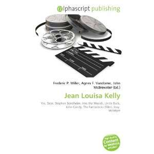 Jean Louisa Kelly 9786134200141  Books