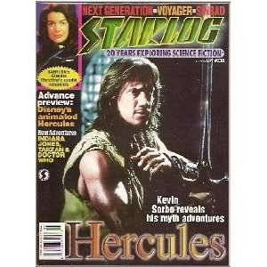 Starlog #238 (NM) Kevin Sorbo Hercules, Indiana Jones
