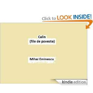 poveste) (Romanian Edition) Mihai Eminescu  Kindle Store