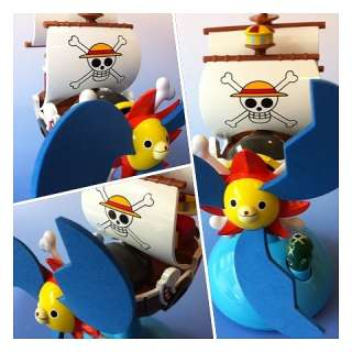 Thousand Sunny USB Battery Operated 2 Way Tabletop Desk Fan FIGURE NEW