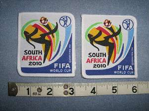 africa soccer futbol world cup fifa Patch 2010 SPAIN