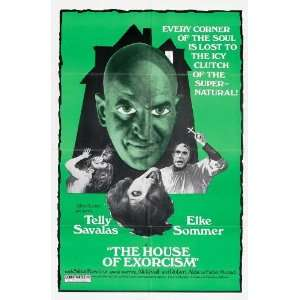 Poster 27x40 Telly Savalas Elke Sommer Sylva Koscina: Home & Kitchen