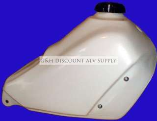 NEW Honda Atc 350X Gas Fuel Tank Red White or Black