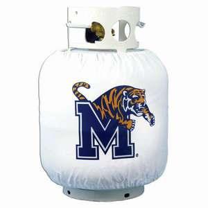 NCAA   Memphis Tigers Propane Tank Cover: Sports Fan Shop