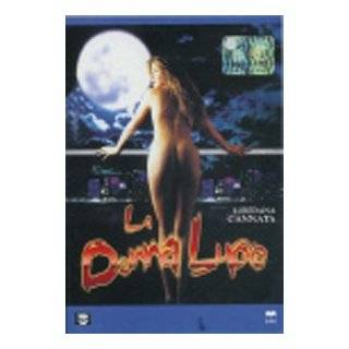 La Donna Lupo All Regions PAL Unrated DVD ( DVD )