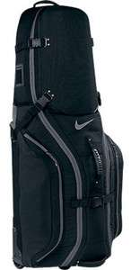 New NIKE Golf Tour TRAVEL COVER Bag   BLACK/DARK GREY/LIGHT CHARCOAL