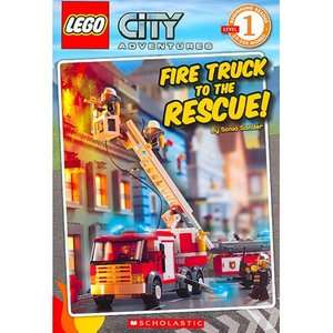 Lego City: Fire Truck to the Rescue (Level 1): Fire Truck
