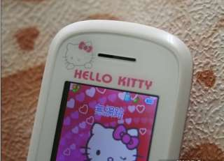 Hello Kitty OKWAP Mobile A310 CDMA Cell Flip Phone NEW