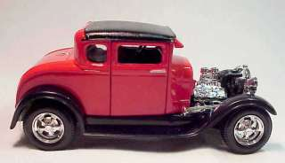 1929 Ford Model A Hot Rod (Red)