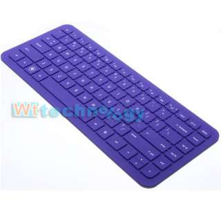 Silicone Keyboard Cover Protector Skin for HP Pavilion G4 G6 Presario