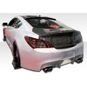 2010 2011 Hyundai Genesis 2DR Hot Wheels Rear Bumper Automotive