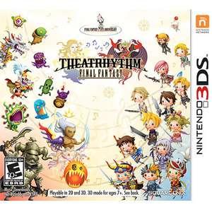 Theatrhythm Final Fantasy with stylus (Nintendo 3DS) Games