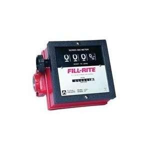 FR901MK300 1 Npt Mechanical Flow Fuel meter (Fill Rite) Automotive