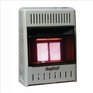10,000 BTU Infrared Wall Space Heater Gas Type Propane Toys & Games