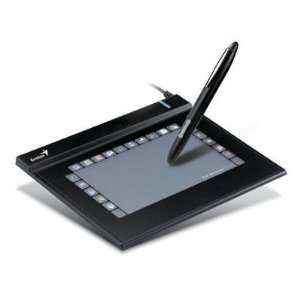 Genius G Pen F350 Graphics Tablet 2000 Lpi Two Buttons