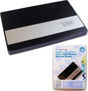 Stanley Global Sgt 114 DOD USB CAC Smart Card Reader