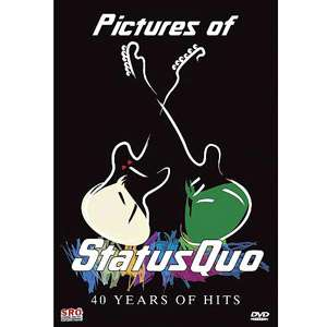 Of Status Quo   The Definitive History Of The Psychedelic Rock Band