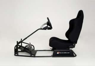 Racing Simulator & Gaming Cockpit   For Logitech G25/G27 & Fanatec