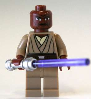 LEGO Star Wars Mace Windu Minifig Minifigure *New*