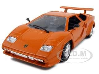 24 scale diecast car model of lamborghini countach 5000 die cast car