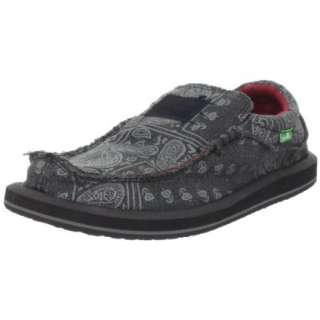 Sanuk Mens Mr Kong Loafer   designer shoes, handbags, jewelry