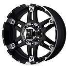 18x9 XD Monster Black 305 60R18 Nitto Terra Grappler items in