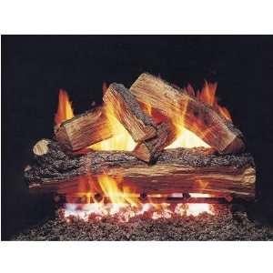 Peterson Gas Logs 30 Inch Split Oak Vented Propane Gas Log