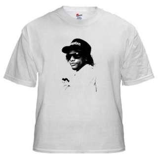 Eazy E Compton Rap Hip Hop NWA Music T shirt S M L XL