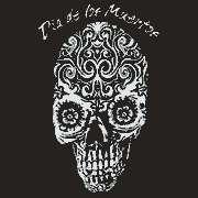 Dia de los muertos skull T Shirt