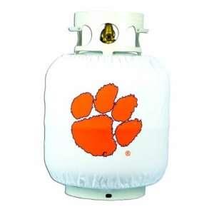Clemson Tigers Propane Tank Cover & Wrap: Sports