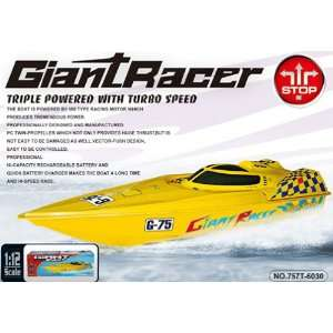 45 Inch Giant Racer RTR Electric RC Racing Speed Boat Toys & Games