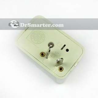 Universal US EU UK to AUS AC Power Travel Plug Adapter