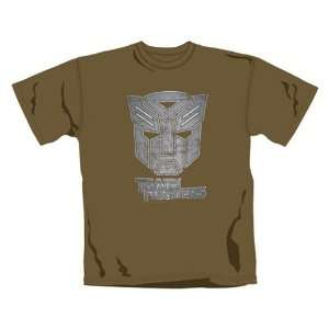 Transformers T Shirt Autobot (S): Toys & Games
